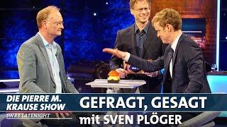 """""""Gefragt, gesagt"""" mit Sven Plöger"""