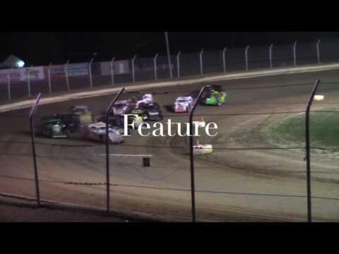 Scott & Amanda Stiffler @ Sharon Speedway 8-27-16