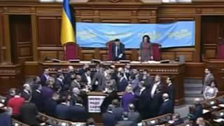 Ляшко и Гонтарева Цирк уехал КЛОУНЫ остались 06 03 2015