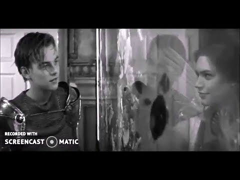 ♈Mujer Aries y ♏Hombre Escorpio (Leonardo DiCaprio de Escorpio) (Black and White)