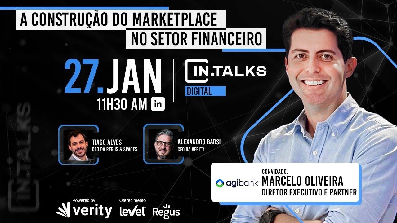 A construção do marketplace no setor financeiro