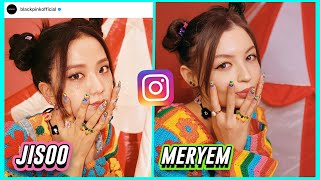 I COPIED BLACKPİNK'S INSTAGRAM! (JENNIE, LISA, JISOO, ROSE)