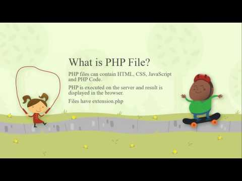 PHP Introduction Part 1 - What Is PHP