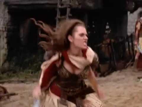 Livia & Varia vs. Xena Rd. II Adrienne Wilkinson
