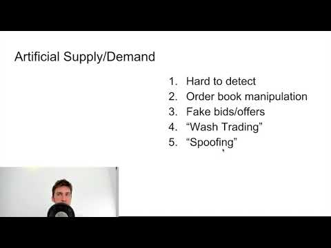 The Theory Of Supply/Demand