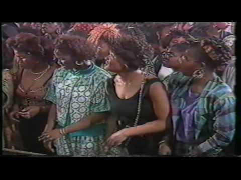 Shabba Ranks And Major Mackerel Inna Springfield America 1990