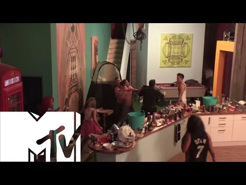 It's All Kicking Off - Geordie Shore | MTV