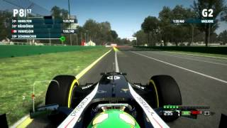 F1 2012 Gameplay Ita PC Gran Premio D