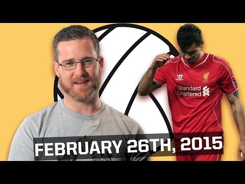 Liverpool Crash Out of Europe & Dave Zirin Talks MLS Strike (Soccer Morning)