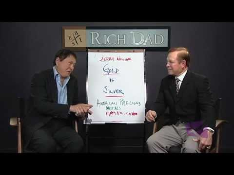 Robert Kiyosaki interviews American Precious Metals owner Jerry Williams - Part One
