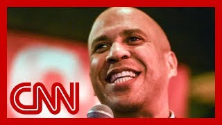 Cory Booker: A street fighter with a message of love