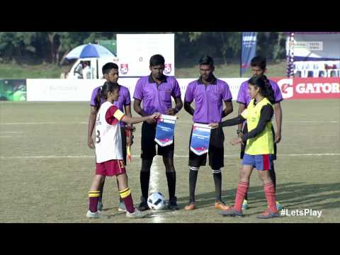RFYS: Pune Sr. Girls - Sir Parashurambhau College vs The Bishops School Highlights