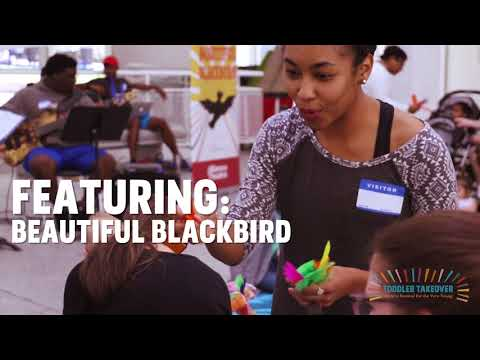 2017 Toddler Takeover at the Woodruff Arts Center