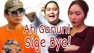 Team Josa / Mommy ni Sachzna Laparan Isinara ang Bigo live, Dahil Kay Jomar Lovena