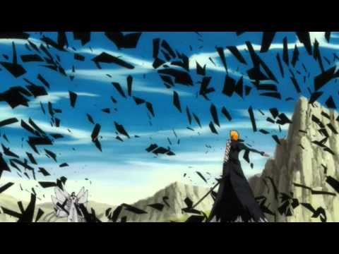 Bleach 308-309 ichigo vs aizen the final battle + avance 310 HD