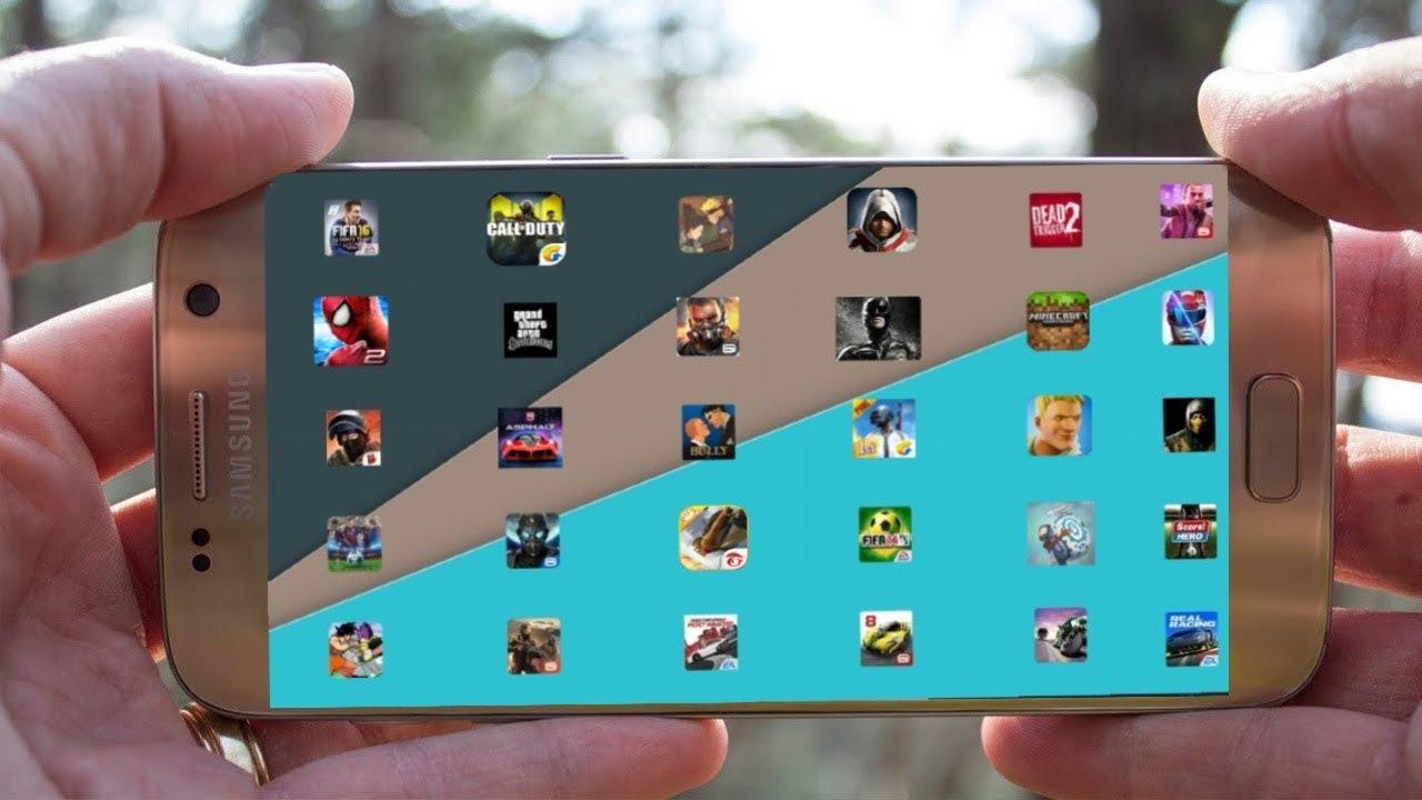 أفضل ألعاب موجودة في هاتفي و التي ألعبها حاليا ( الجزء الأول ) للاندرويد 2019