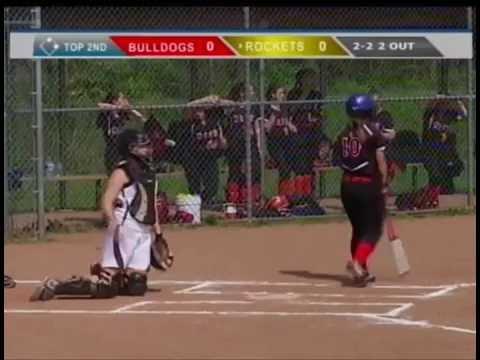 Rocket Girls Softball vs Meadville
