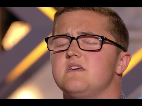 Big Voice Daniel Blows Judges Away With Elton John