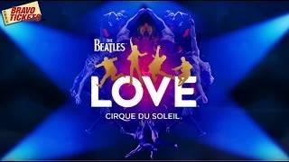 Video CIRQUE DU  SOLEIL | BEATLES | LIVE | LAS VEGAS download MP3, 3GP, MP4, WEBM, AVI, FLV Juni 2018