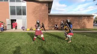 Kungen vs a Æthelwynn Skerra Dimma