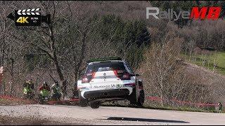 Best-Of Rallye Pays du Gier 2019 ⎮Big jump ⎮ 4K