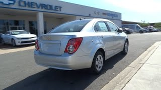 2015 Chevrolet Sonic Durham, Chapel Hill, Raleigh, Cary, Apex, NC 180591