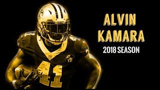 "Alvin Kamara 2018 Highlights | ""Superhuman"" ᵂᴰ⁴ᴸ"