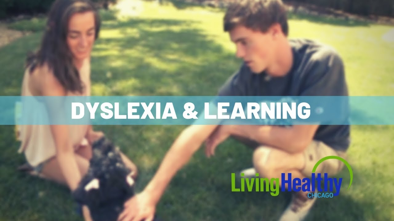 Dating noen Dyslexic