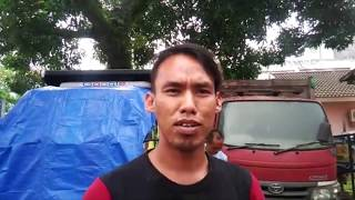 Gagal Menyalip, Seorang Pengendara Motor Tewas Terlindas Truk