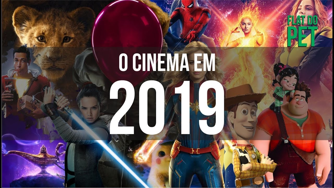 Filmes no youtube 2019
