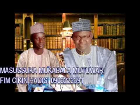 Download Sheikh Yahya Masussuka mukabala mutuwar fim cikin hadisi