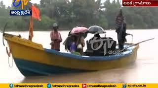 30 Lanka Villagers Seeks Bridge on Godavari River   East Godavari Dist