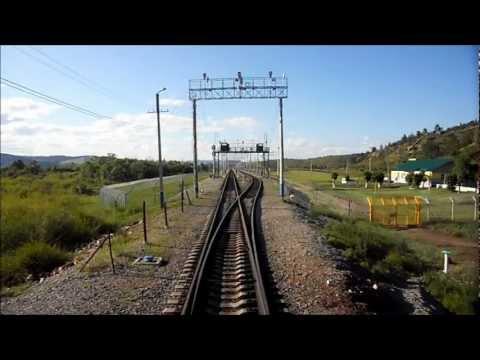 Omsk - Novosibirsk - Krasnoyarsk - Irkutsk (Station to Station)
