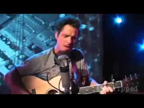 Chris Cornell - Redemption Song  (Bob Marley cover)