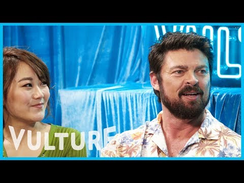 The Boys' Karl Urban Wishes He Could Teleport