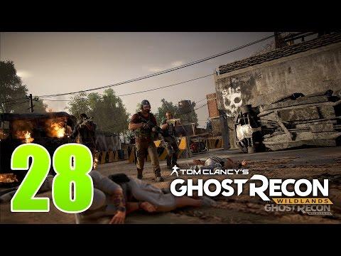 "Ghost Recon Wildlands Ep 28 - ""Special Transport"" mission 100% STEALTH Unidad base"