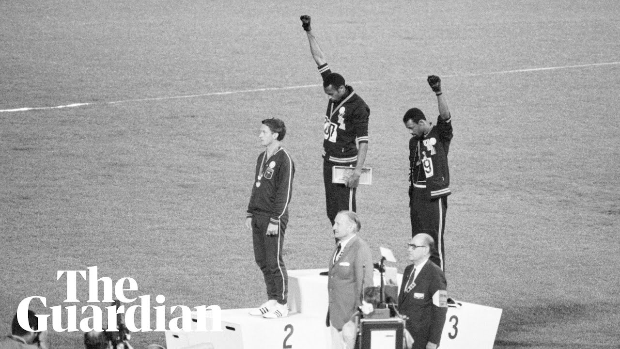 Black power salute 50 years on how much has changed video explainer