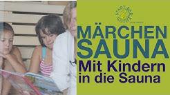 Märchensauna. Kinder lernen saunieren. Mit Kindern in die Sauna. Stadt-Bad Gotha TV