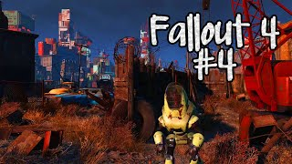 Fallout 4: GHOULS, RAIDERS, AND THE FAT MAN! Part 4 (Nooch Let