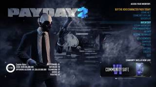 Payday 2 - Scarface Mansion Speedrun OD ( WR: 4:13 )