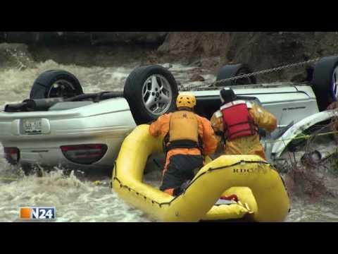 Die riskantesten Wasserwege