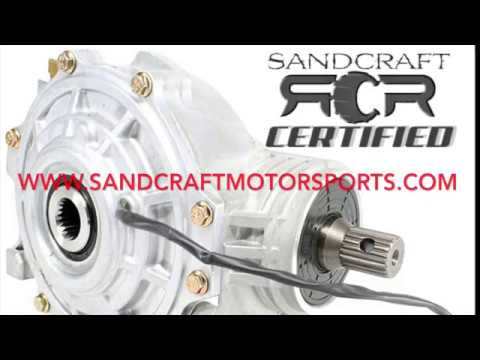 Sandcraft's front diff solution kit
