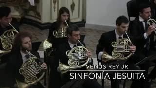 Sinfonía Jesuita. No. 5 El camino a Roma (finale)