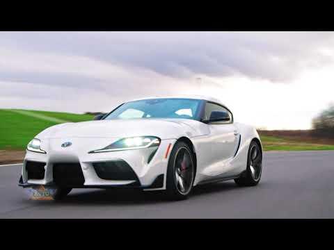 2021 Toyota GR Supra 3.0 Premium