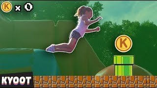 What If Video Games Were REAL LIFE?! | Funny Videos