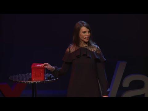 Les pouvoirs insoupçonnés de notre alimentation | Florence BOUTRY | TEDxValenciennes