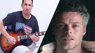 Tame Impala - Let It Happen Guitar cover