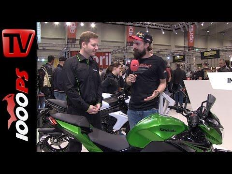 Kawasaki Z300  | Bike Austria Tulln 2015