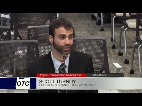 Oregon Transportation Commission - 11-17-2017 - Afternoon Video
