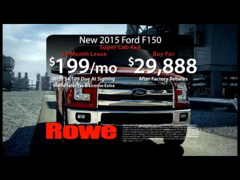 Ford pickup deals